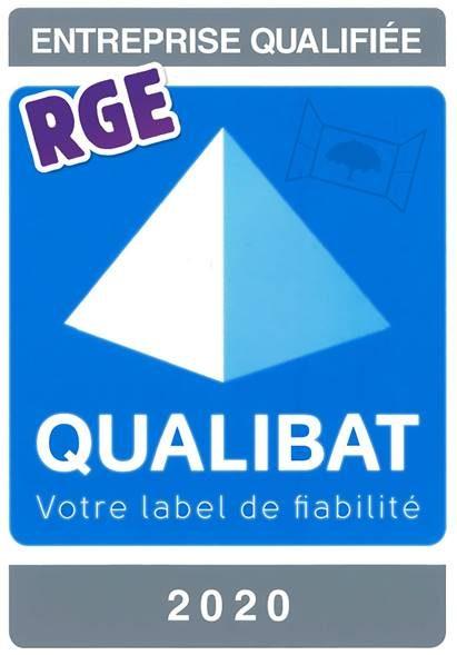 Qualibat RGE Entreprise Fontaine